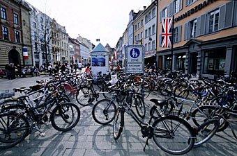 Veloabstellplatz Konstanz