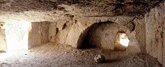 Höhlenwohnung in Matala Kreta
