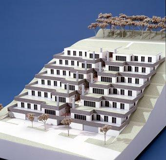 Siedlungs-Modell