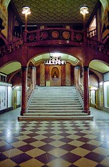 Kino Lucerna in Prag