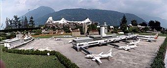 Flughafen Swiss Miniature