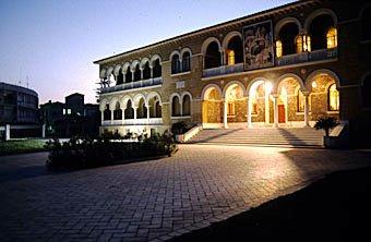 Regierungsgebäude Cypern