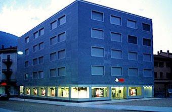 Geschäftshaus in Bellinzona