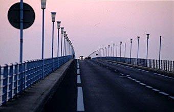Brücke zur Ile d'Oléron