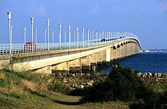 Autobrücke nach Ile d'Oléron