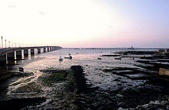 Wattenmeer bei Ile d'Oléron