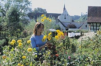Klostergarten Ittingen