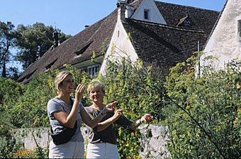 Kräutergarten Kartause Ittingen