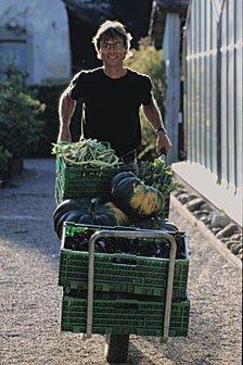 Frisches Gemüse aus der Kartause Ittingen