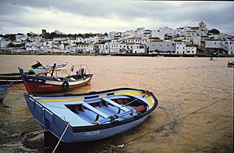 Gewitterstimmung an der Algarve
