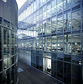 Bürogebäude ABB Oerlikon