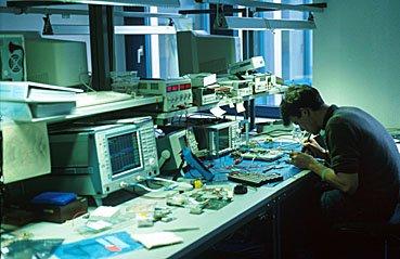 Elektroniklabor