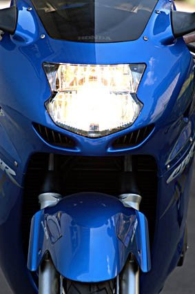 Motorrad-Licht
