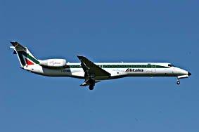 Alitalia, Flugzeuge, Fluggesellschaft