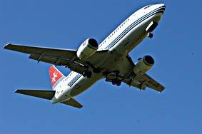 Luftverkehr, Fluglärm, Start