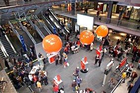 Bahnhofhalle Berner HB