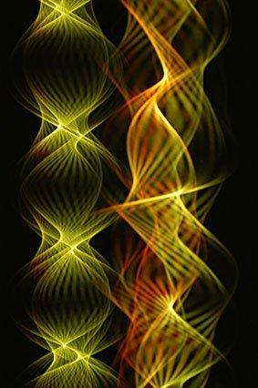 Farbenspiralen