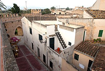 Dächer Alcudia