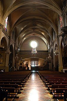 Kirche Sant Miquel Felanitz