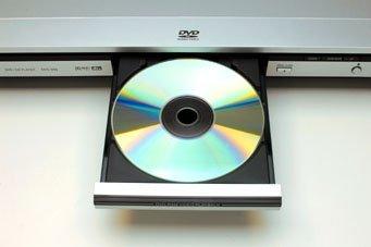DVD Player mit CD
