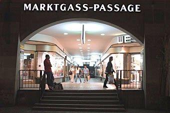 Marktgass-Passage Berner Altstadt