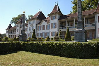 Schloss Waldegg bei Solothurn