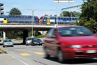 Eisenbahnbrücke Dübendorf