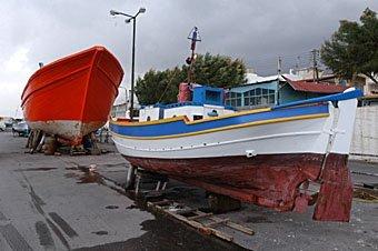 Schiffe Kreta