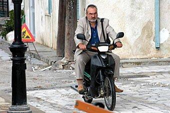 Motorroller Kreta
