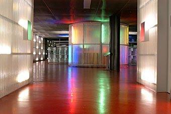 Eingang Technorama Winterthur