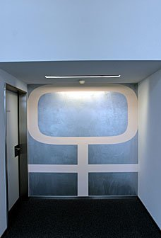 WC Türe Frauen
