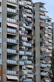 Wohnsiedlung Les Avanchets Genf Meyrin