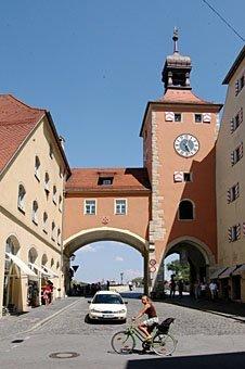 Stadttor Regensburg