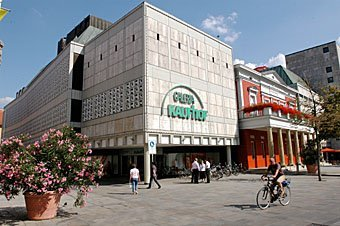 Einkaufszenter Regenburg