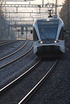 Eisenbahnverkehr