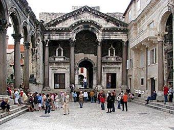 Diokletianspalast in Split