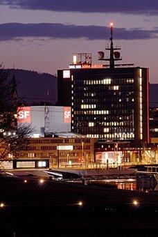 Schweizer Fernsehen, Studio in Leutschenbach Zürich