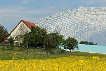 Landwirtschaft und Sondermülldeponie in Kölliken
