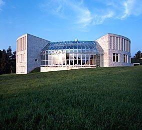 Hochschule St.Gallen bei Tag